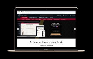 Site web Cavissima