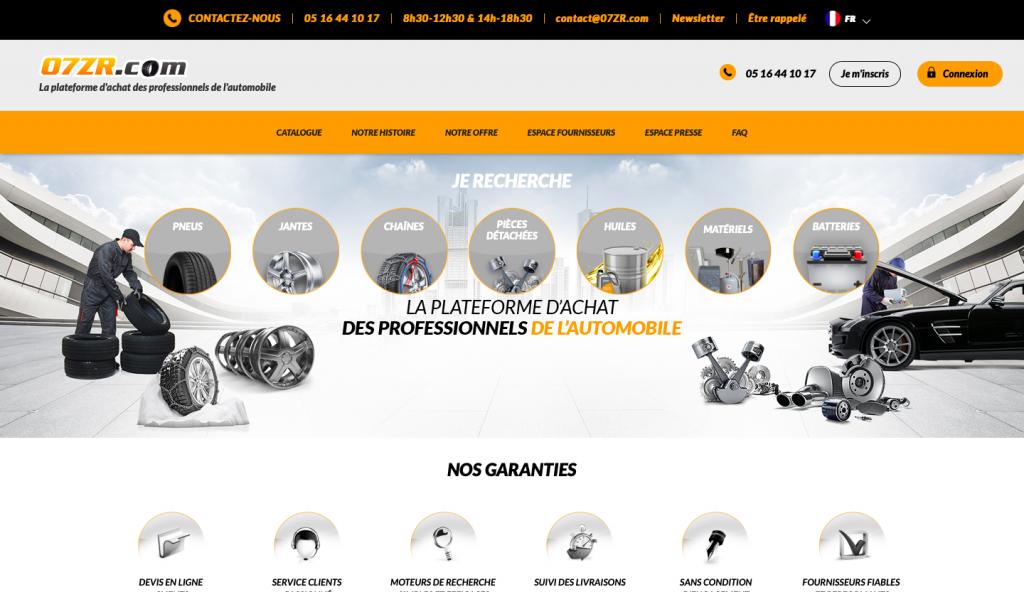 site web 07zr